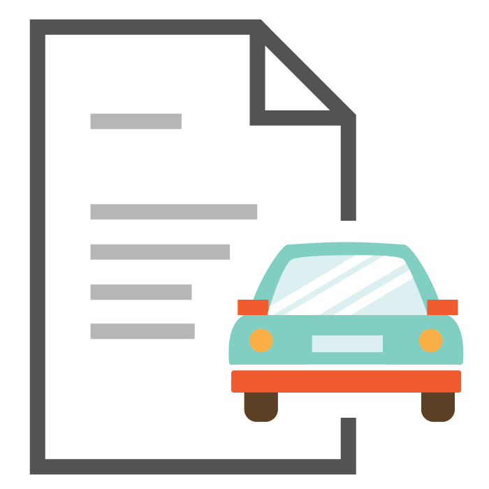 PDF Icon Rental Car