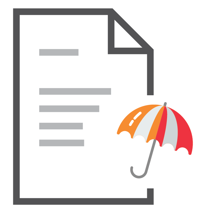 PDF Icon Umbrella